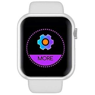 Relogio Smartwatch Inteligente Bluetooth Recebe Notificações Pedômetro