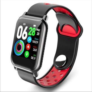 Relógio Smartwatch Inteligente Fitness Bluetooth Premium Notificações Academia