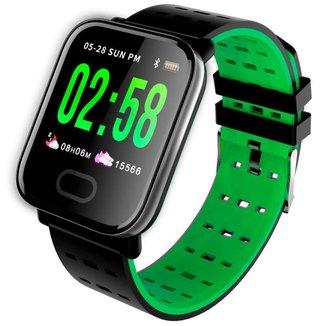 Relógio Smartwatch Inteligente Fitness Esporte Premium