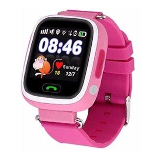 Relógio Smartwatch Q90 kids Gps Localizador de Crianças Idosos Rastreador Chamadas SOS Andorid IOS