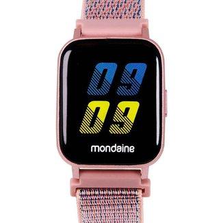 Relógio Smartwatch Rosa Mondaine - 16001M0MVNG4