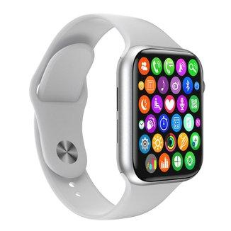 Relógio SmartWatch W34 S Smart Tech Monitor Cardíaco Android e iOS Masculino