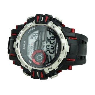 Relógio Sport Digital Led A Prova D'Água C/ Alarme Masculino