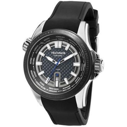 Relógio Technos 2115knt / 8k - Masculino - Preto