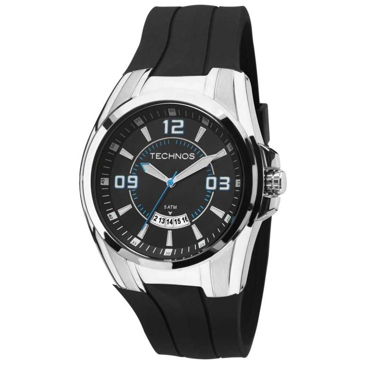 faf34f3304a Relógio Technos 2115KSZ 8A - Compre Agora