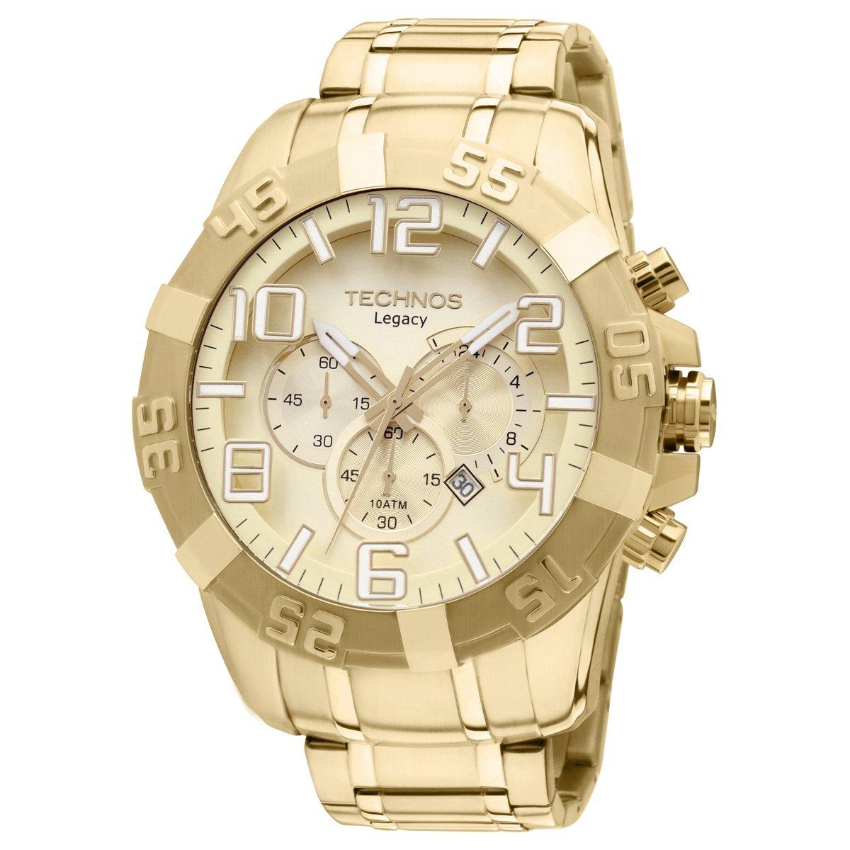 dda3df6d76d Relógios Technos com os melhores preços