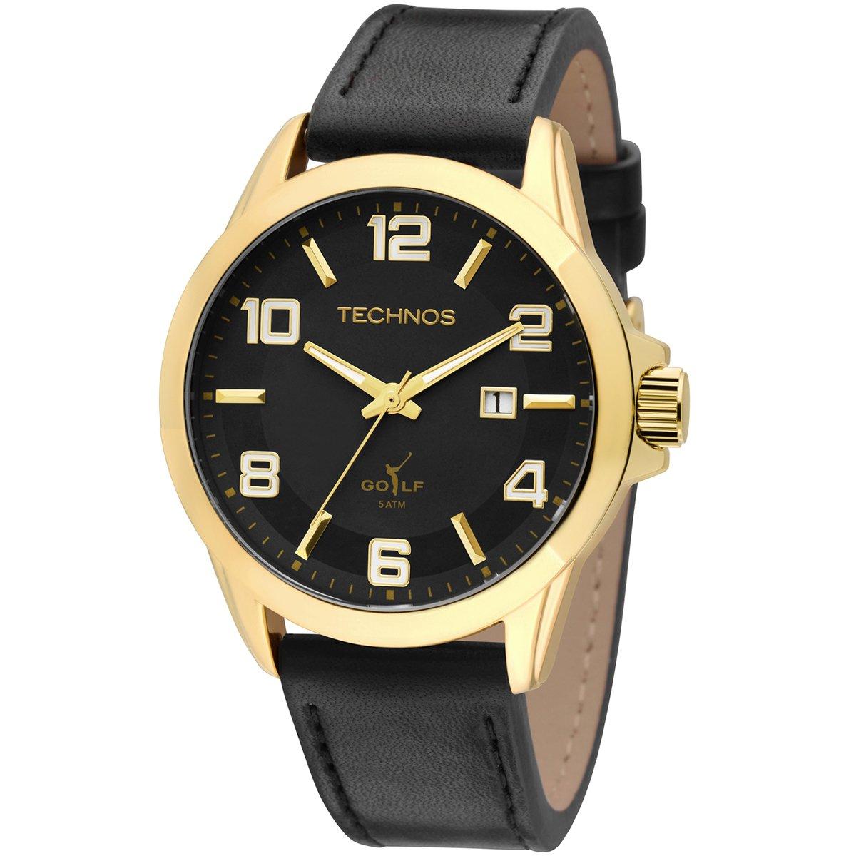 31af1213c1c Relógio Technos Classic Golf - Compre Agora
