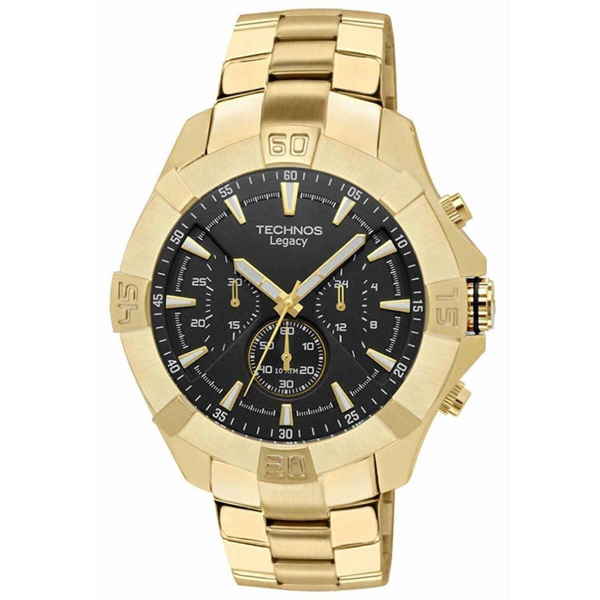 831faf960d8f0 Relógio Technos Classic Legacy Js20Ae 4P - Dourado - Compre Agora ...