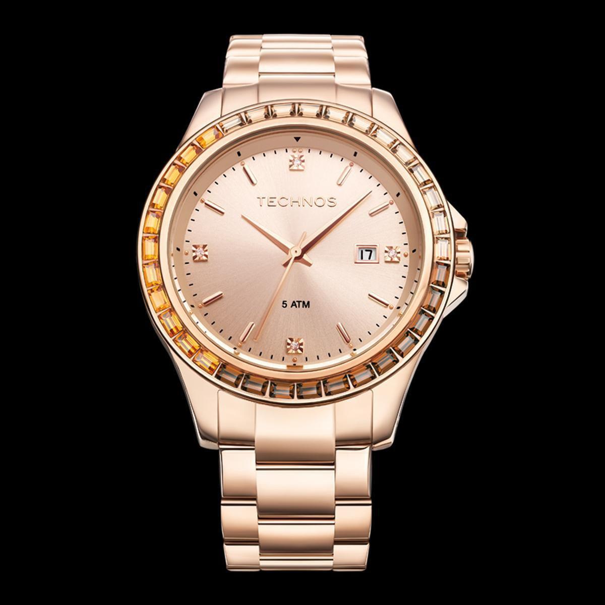 d31e7d24f65 Relógio Technos Cristal - Compre Agora
