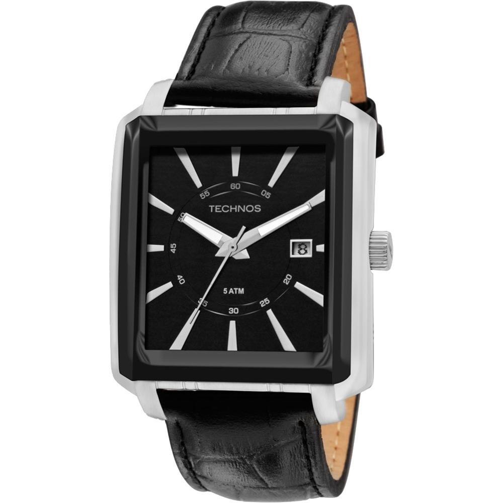 f3eb817de92 Relógio Technos Cronograph Calendario Js15ap 4F Masculino - Compre Agora