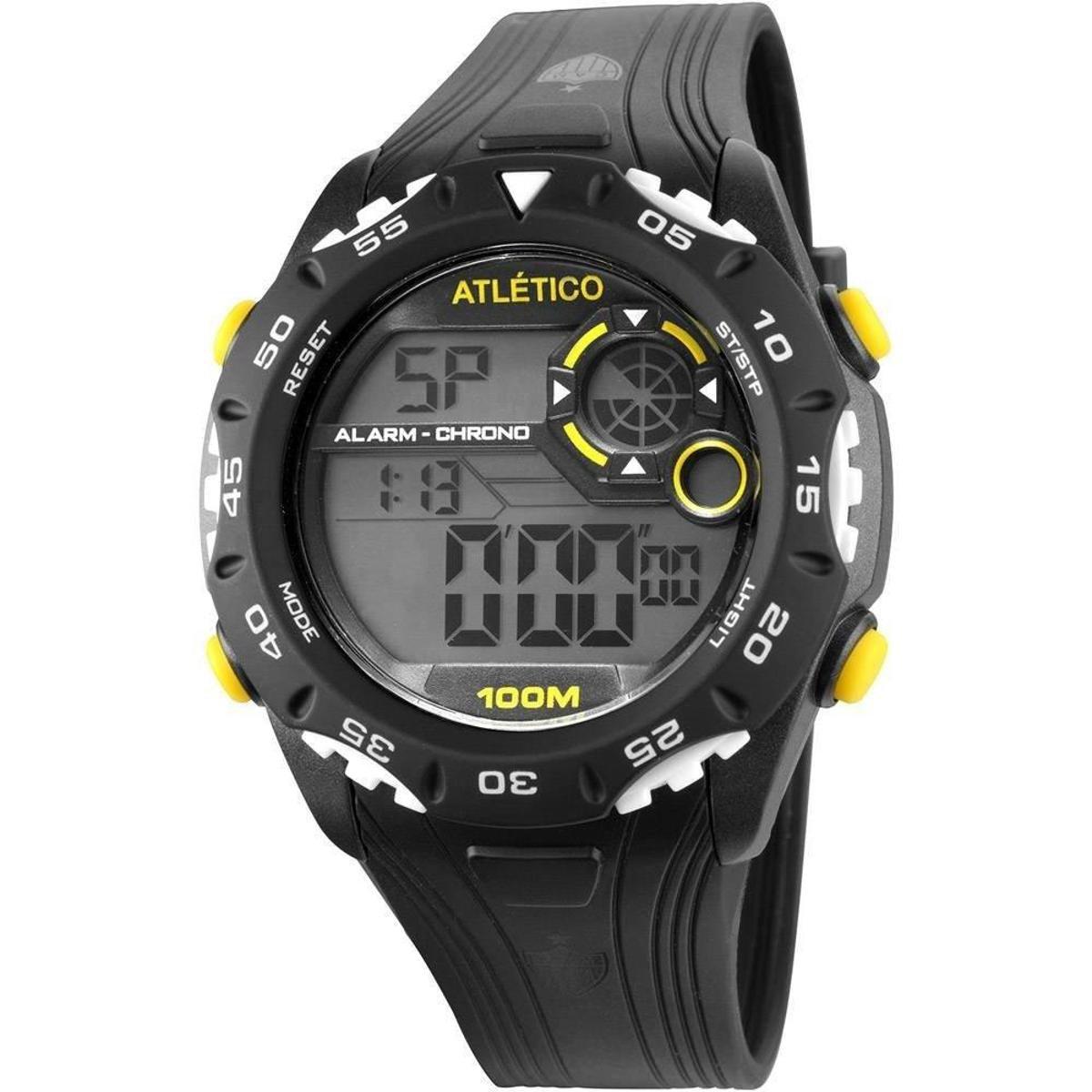 58071cfc465 Relógio Technos Digital Esportivo Cam1360aa 8Y Masculino - Incolor - Compre  Agora