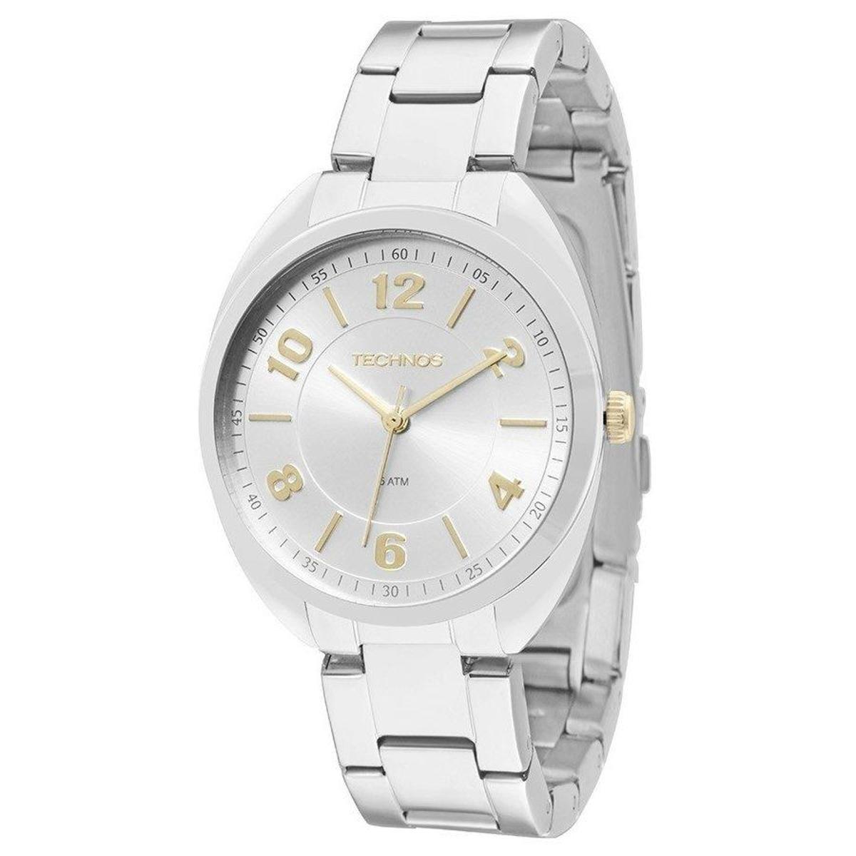 c76abc462f226 Relógio Technos Feminino Elegance Dress 2035Mcg 1K - Compre Agora ...