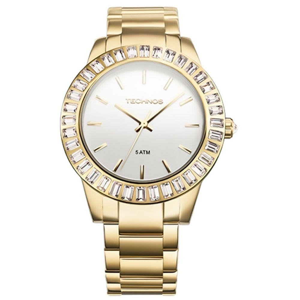 880ad357c8e Relógio Technos Feminino Elegance Swarovski - Compre Agora