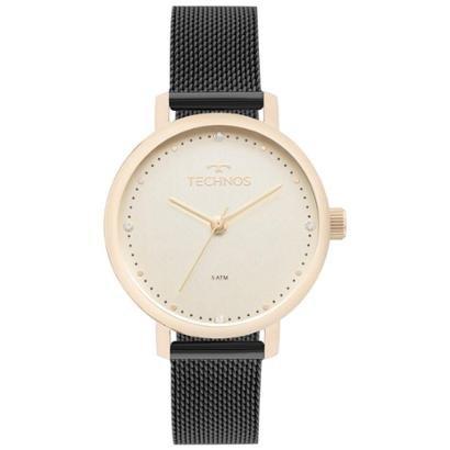 Relógio Technos Feminino Trend Bicolor - 2035MML/5X 2035MML/5X