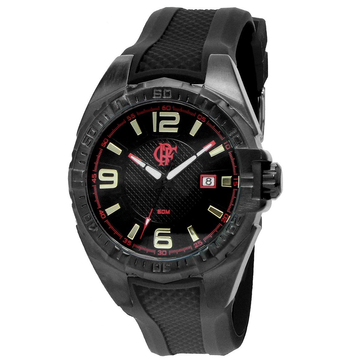 a13e0b47ceb Relógio Technos Flamengo Analógico III - Compre Agora