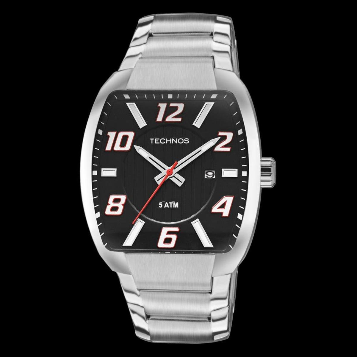 80d370186cf Relógio Technos Masculino 2115KLL1P - Compre Agora