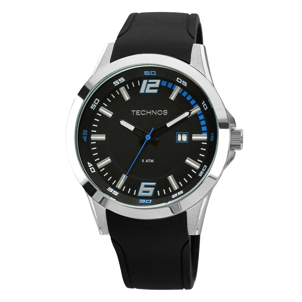 9179d8f4f958f Relógio Technos Masculino 2115KPT8A - Compre Agora
