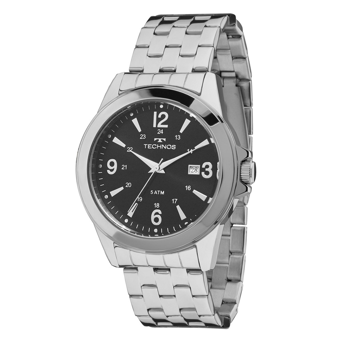 1a7cf78f906 Relógio Technos Masculino 2115LAB1P - Compre Agora