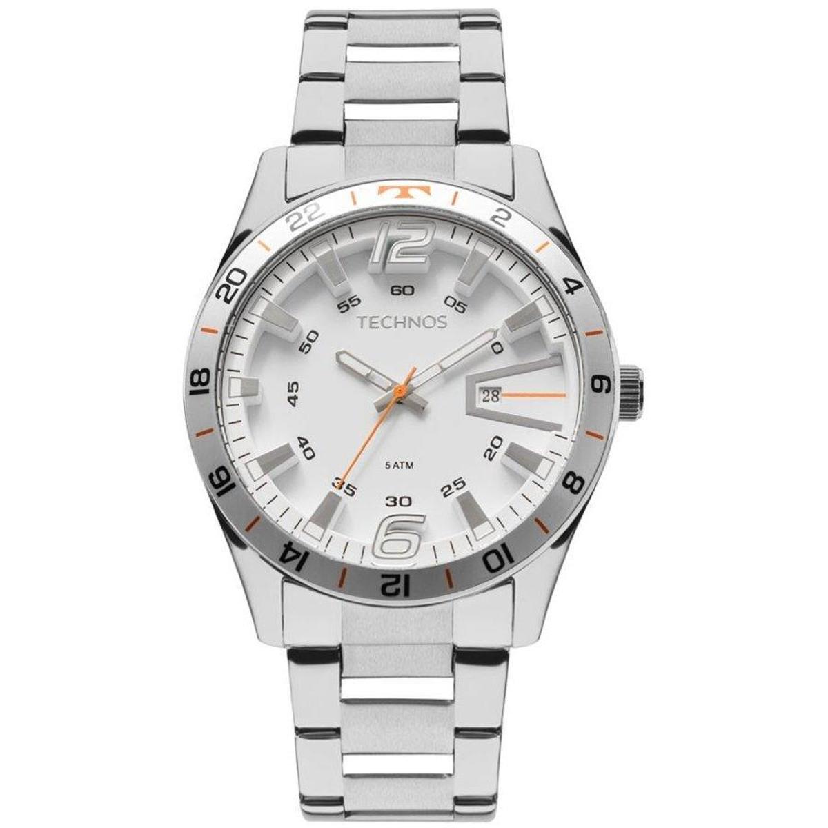 Relógio Technos Masculino 2115LAK 1B - Compre Agora   Netshoes d7f2dfd7f6