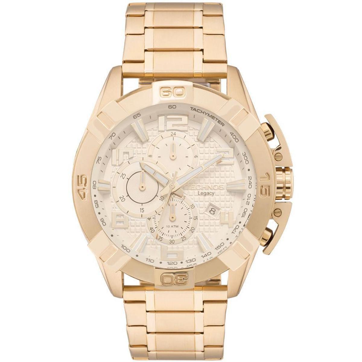 e2bdcc8e01ea4 Relógio Technos Masculino Classic Legacy - JS15BE 4X JS15BE 4X - Dourado -  Compre Agora