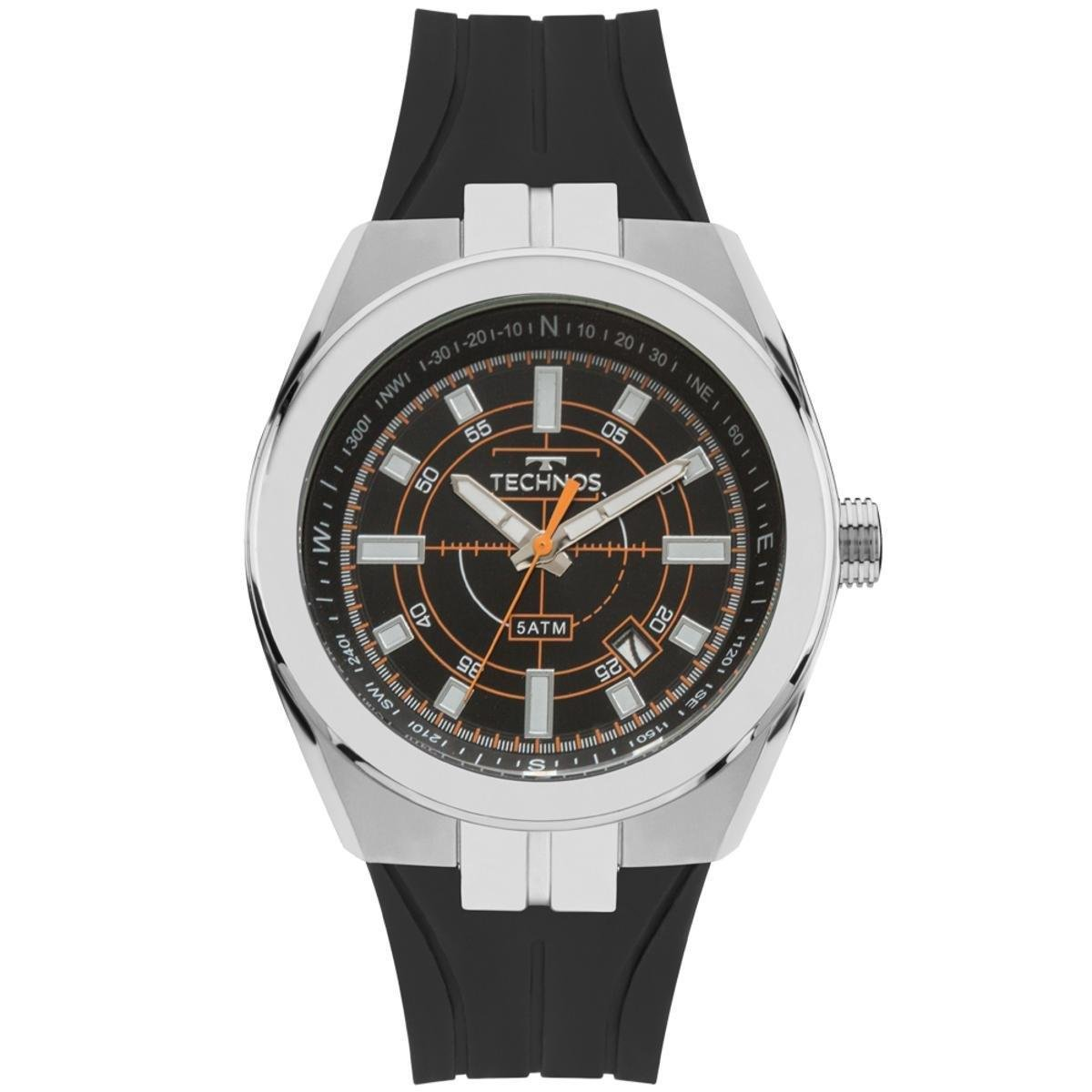 1acfc05e76c Relógio Technos Masculino Racer 2315ACO 8R - 2315ACO 8R - Prata - Compre  Agora