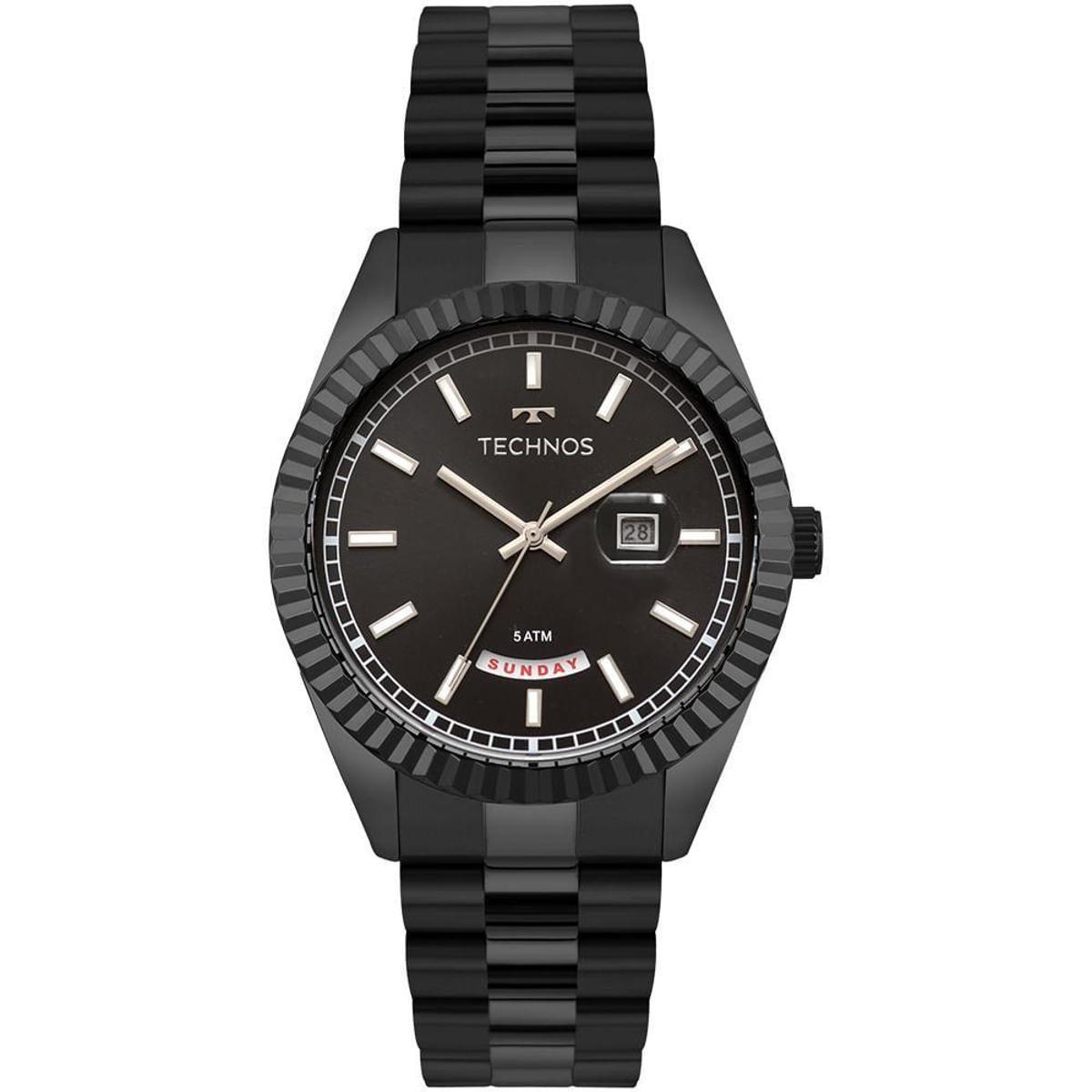 634e8fc2006 Relógio Technos Masculino Riviera - 2350AC 4P 2350AC 4P - Compre Agora