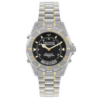 Relógio Technos Masculino Skydiver T20557S/5P