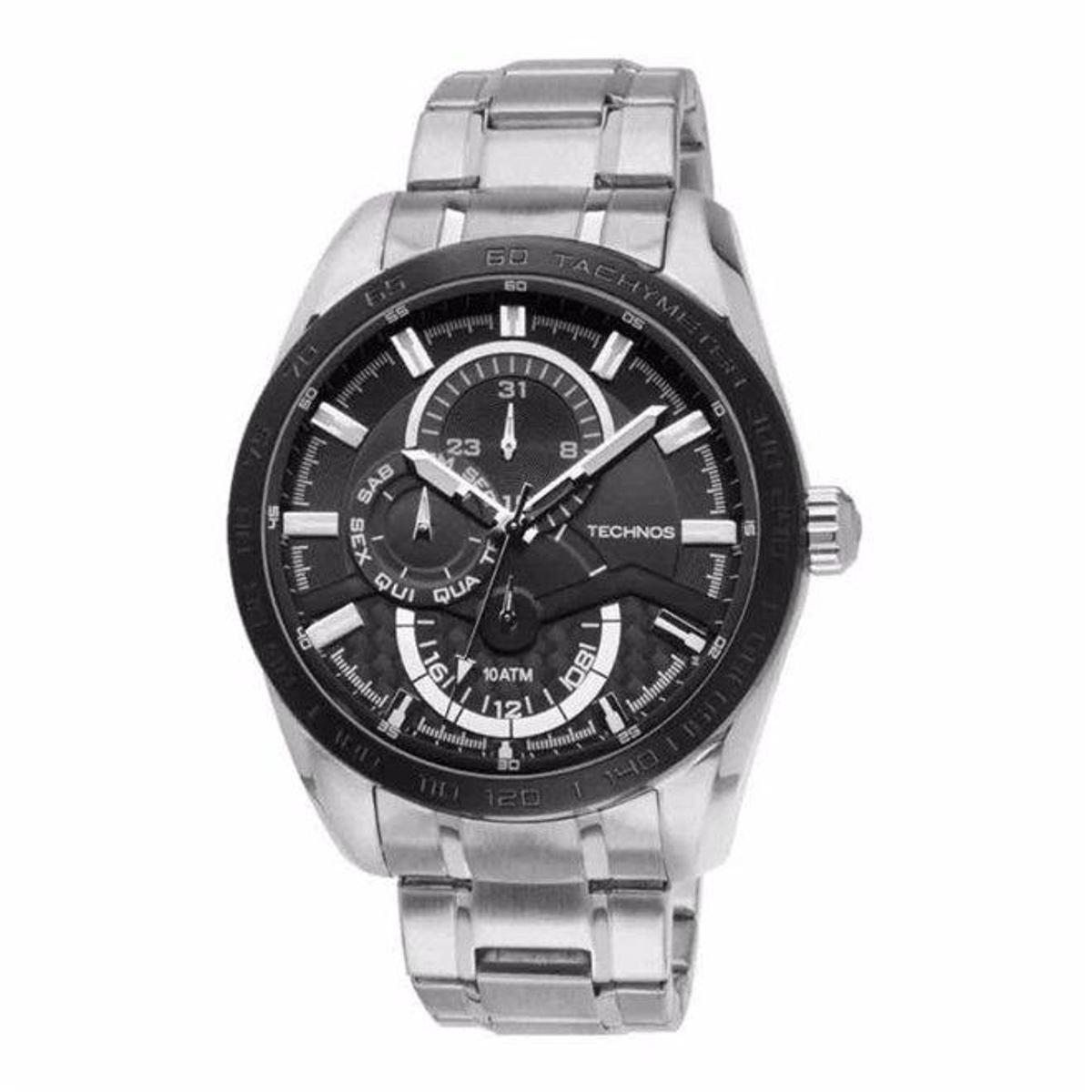 2255267eed5 Relógio Technos Masculino Social Js05ah 1P - Compre Agora