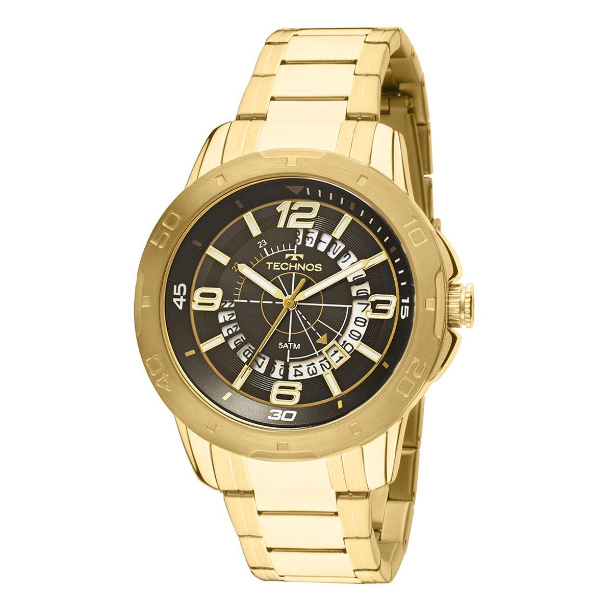49e6b7847fa Relógio Technos Masculino - Compre Agora