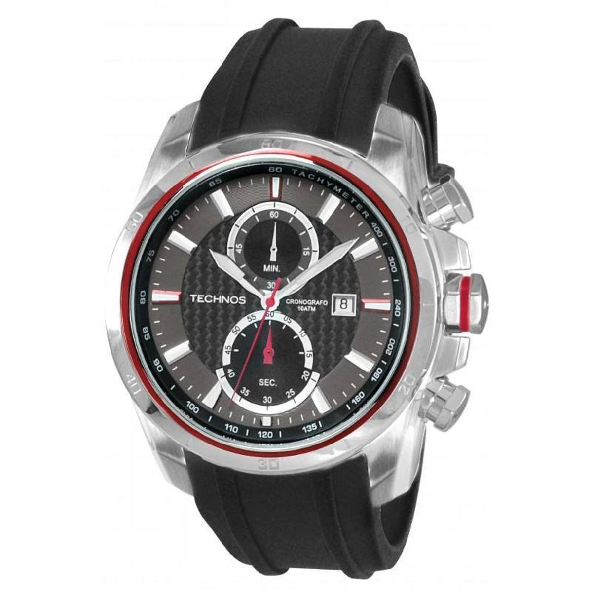 60baa2c9f94 Relógio Technos OS11AN 8P 51mm Sports - Compre Agora