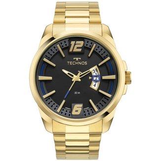 Relógio Technos Performance Racer Dourado 2117LCSS1P Masculino