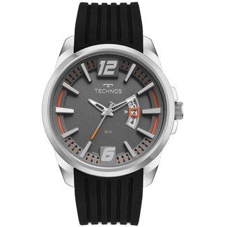Relógio Technos Performance Racer Prata 2117LCTS2C Masculino