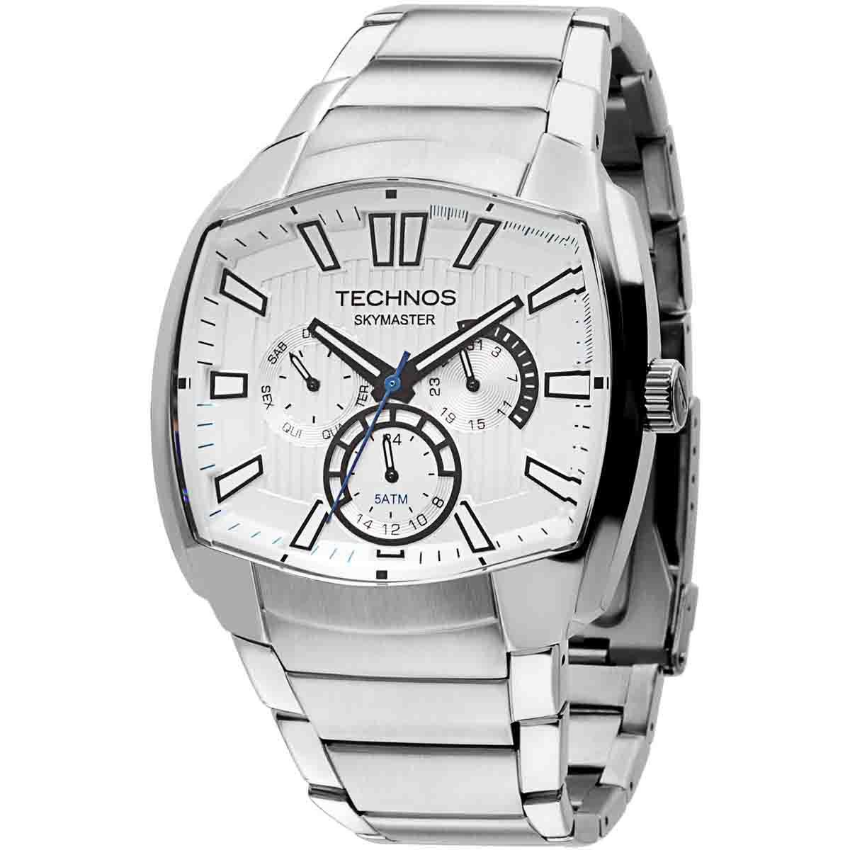 18c0e4f1bd9 Relógio Technos Performance Skymaster - Compre Agora