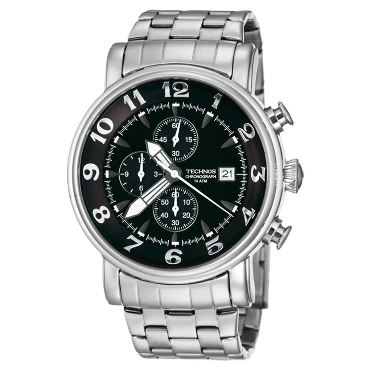 216203f78ad6e Relógio Technos Pulseira de Aço - Compre Agora