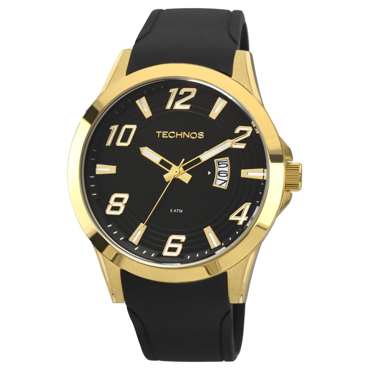 8a084d290d8 Relógio Technos Pulseira de Silicone - Compre Agora