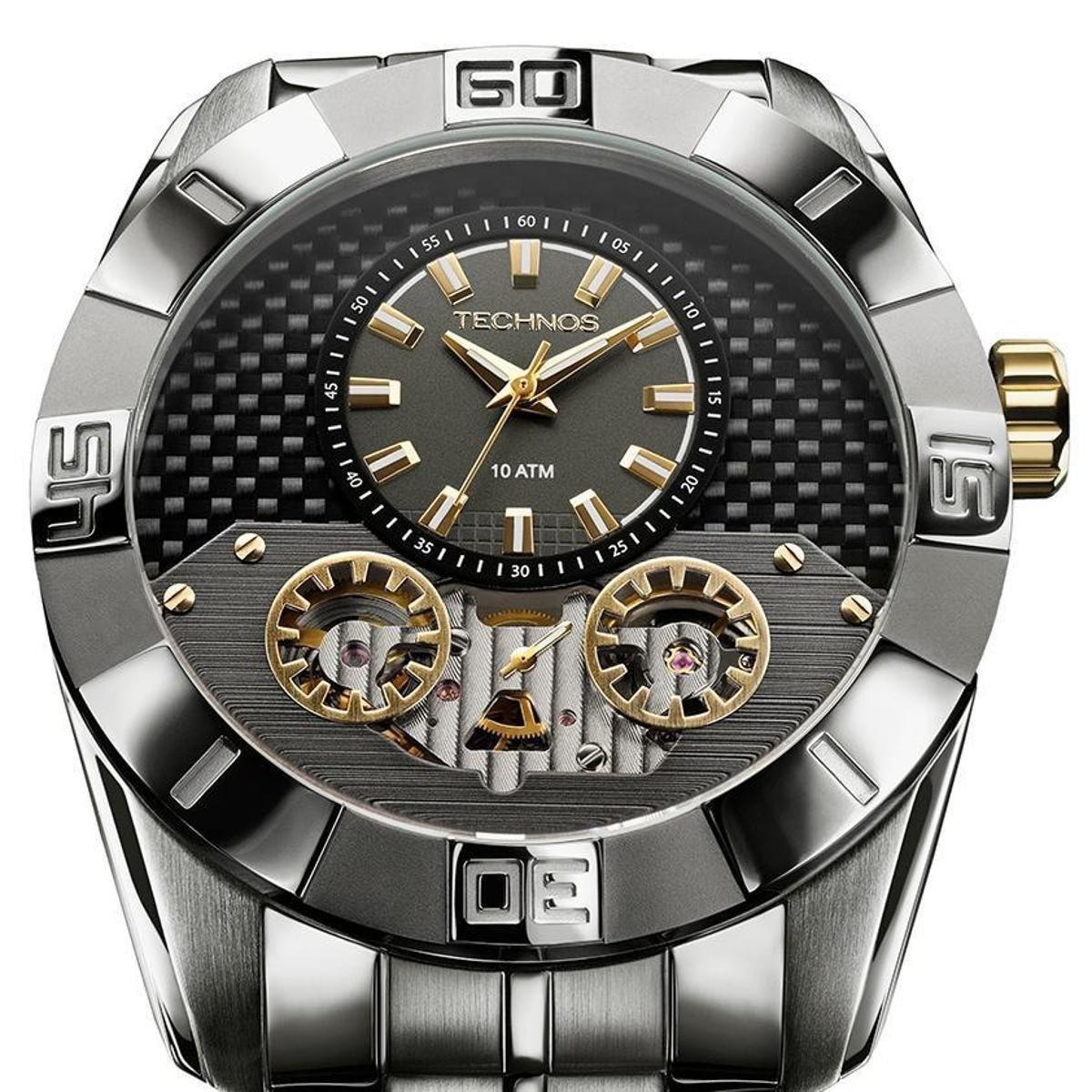 b515a788593f7 Relógio Technos Sports 2039AS 1P 48mm Lendas do Podium - Compre Agora
