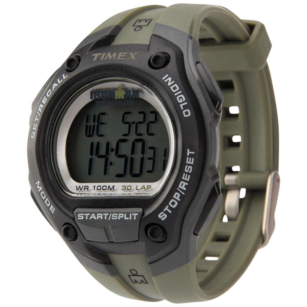 5842f8156797 Relógio Timex Ironman 30 Lap Oversize T5K41