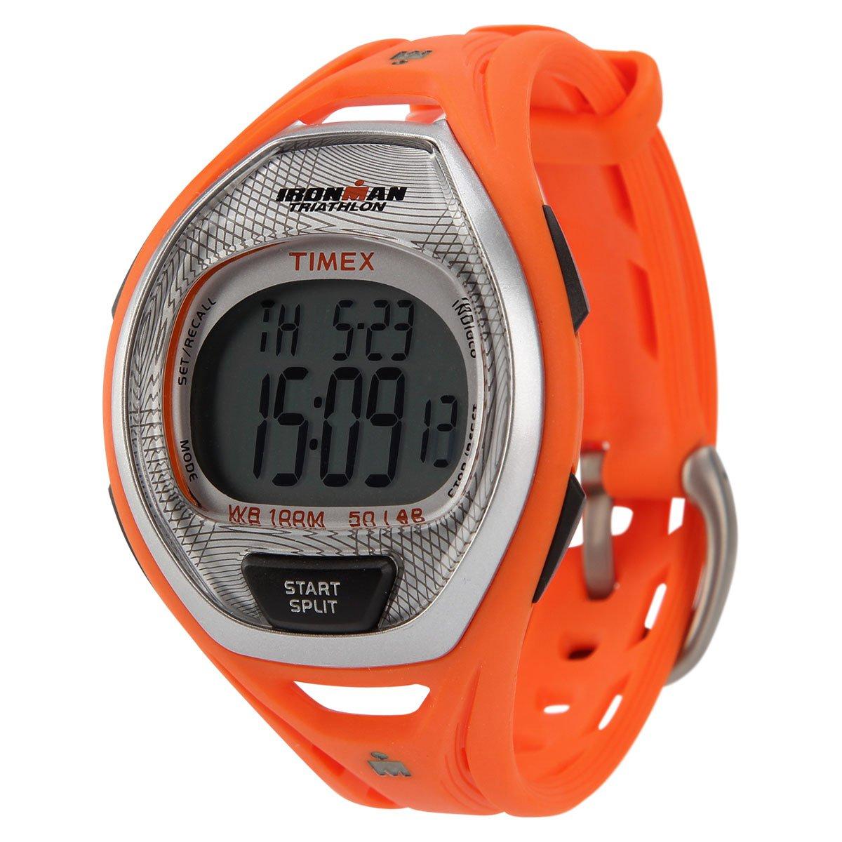 21aaa4def94 Relógio Timex Ironman Sleek 50 Lap T5K512WKL - Compre Agora