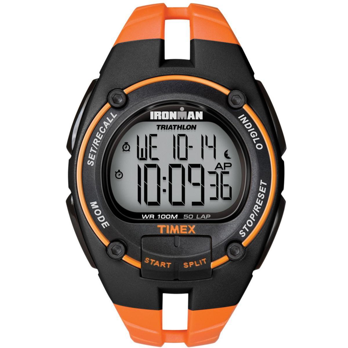 a498f64712a6 Relógio Timex Masculino Ironman 50-Lap TI5K220 N Laranja TI5K220 N - Compre  Agora