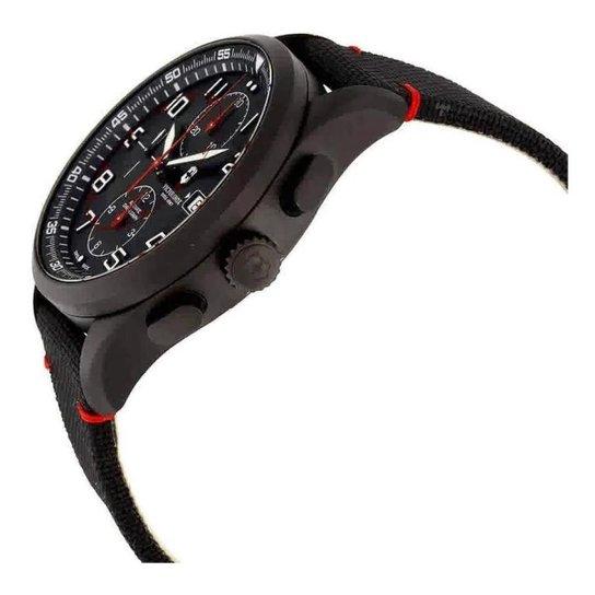 Relógio Victorinox Masculino Preto - Airboss Black Edition - 241721 - Preto
