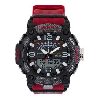 Relógio  Weide AnaDigi WA3J9001 Masculino