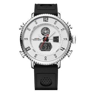 Relógio Weide Anadigi WH-6101