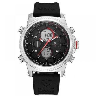 Relógio Weide Anadigi WH6403