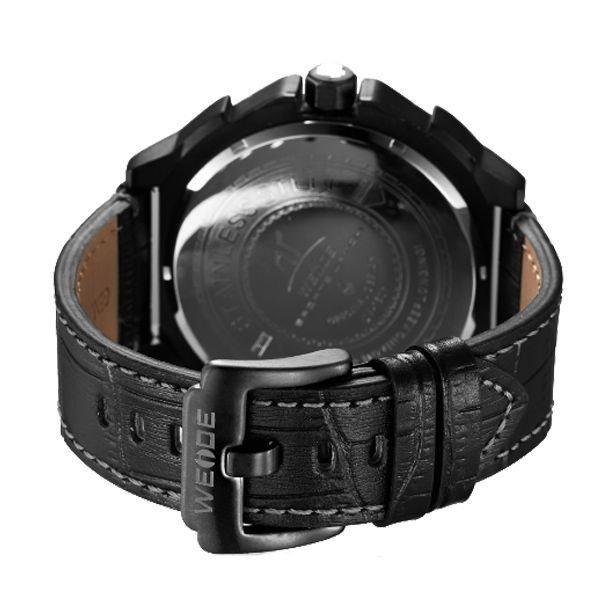 Relógio Weide Analógico UV-1507 - Preto - Compre Agora  34d684d3cf289