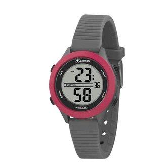 Relógio X-Games Feminino Xport Cinza XFPPD084-BXGX