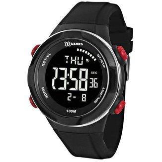 Relógio X-Games Masculino X-Tyle Preto - XMPPD507 PXPX