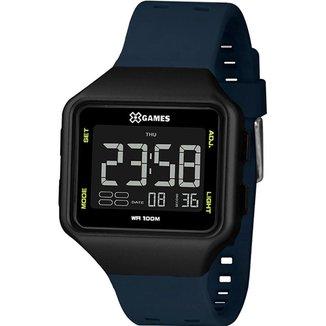 Relógio X-Games Masculino Xport Azul XGPPD154-PXDX