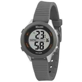 Relógio X-Games Masculino Xport Cinza XKPPD087-BXGX