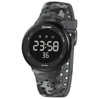 Relógio X-Games Masculino Xport Preto XMPPD584-PXGP