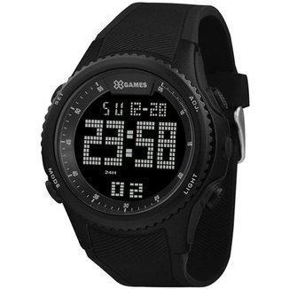 Relógio X-Games Masculino Xport Preto XMPPD605-PXPX